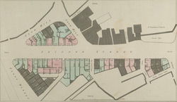 [Plan of the intended improvements at Snow Hill]